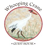 Whooping Crane Guest House Logo